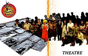 Théâtre Les Fourmis Rouges